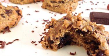 recette-biscuit aux noisettes-biscuit-chocolat-amande-avocat