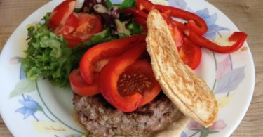 burger-oignon-steak-fait maison-steak maison-diététique-healthy