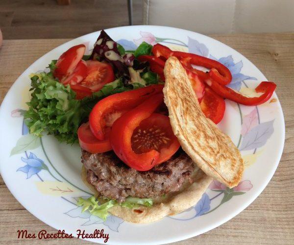 burger-oignon-steak-fait maison-steak maison-diététique-healthy