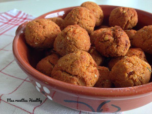 recette healthy-falafel-pois chiche-