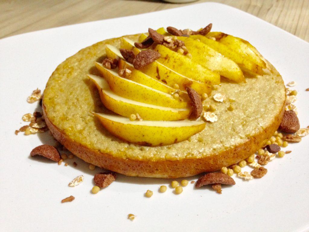 recette-gâteau au soja-gateau-soja-vanille