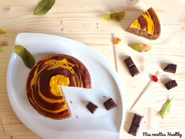 recette-gâteau marbré-marbre-butternut-et-chocolat-halloween-courge-citrouille-potiron-légume