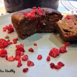 moelleux au chocolat-recette-moelleux-chocolat-framboise-sans gluten-sans lactose