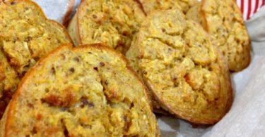 recette-sans pâte-tarte-muffin-quiche-quiche à la carotte-muffin,carotte,panais,moutarde