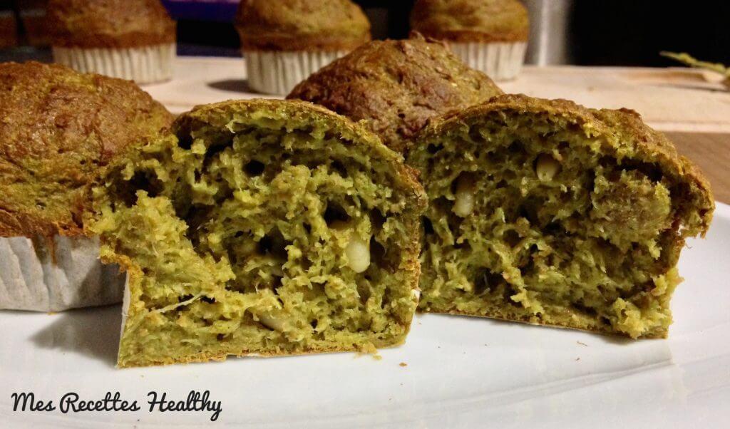 recete-muffin au poireau-muffin-poireau-chevre-frais