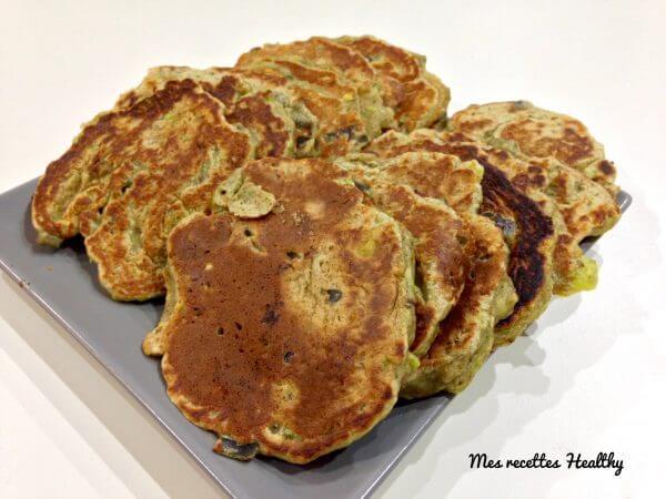 pancake salé à l'avocat-recettes-pancake avocat-pancake-avocat-aubergine