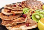 recette-pancake, proteine,whey,macro