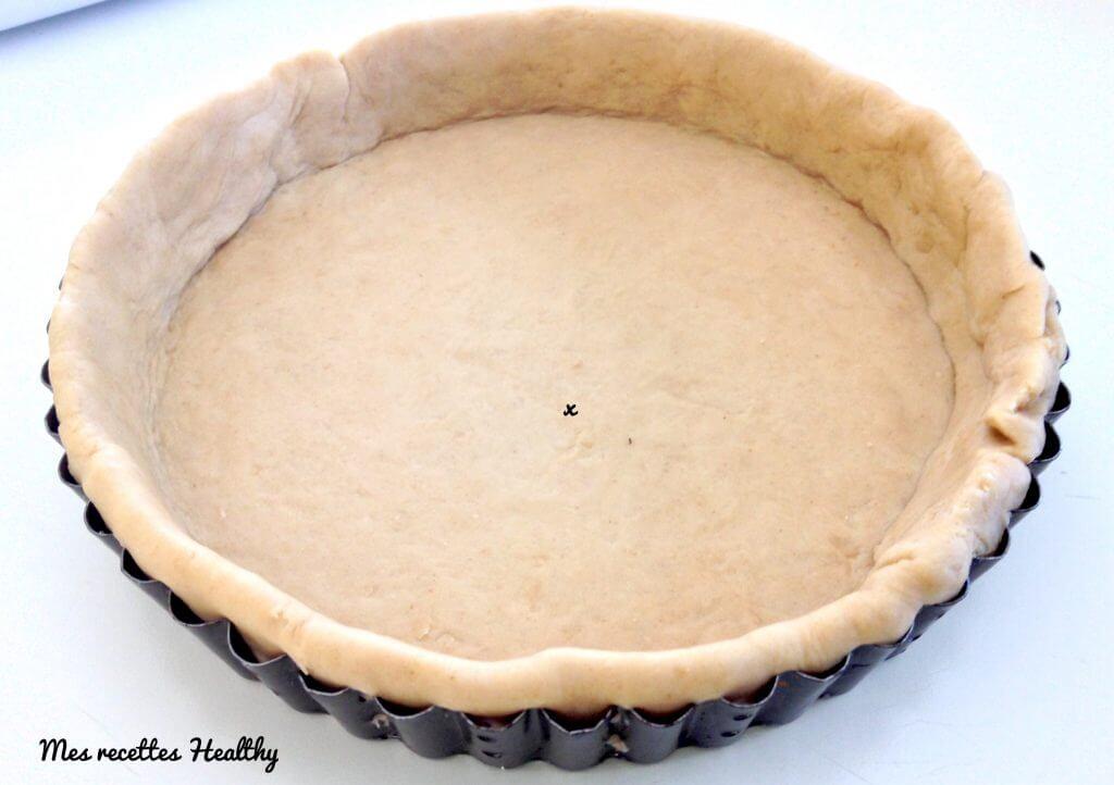 recette-pâte à tarte-huile de coco-tarte-pâte brisée-facile-rapide-pate-tarte-coco