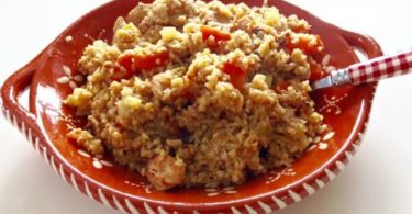 poulet-bolgour-legume