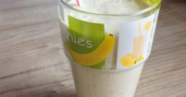 smoothie-recette healthy-fruit-yaourt-avoine