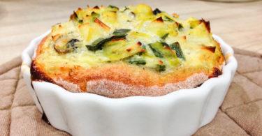 tarte-quiche-legume-healthy-leger-recette-poireau-ricotta-champignon-tartelette-creme