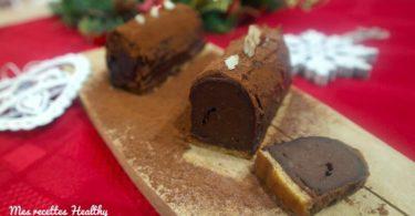 recette-buche au chocolat et marron-buche-truffe-chocolat-marron-cacao-noisette