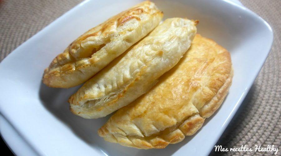 recette-chausson aux pommes et poires-chausson-feuilleté-pomme-poire-compote