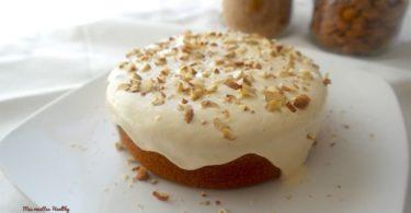 gâteau-citrouille-fruit sec-recette Healthy-amande-noisette
