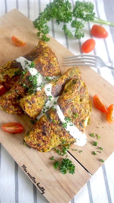 recette-chausson-galette-legume-poireau-aubergine-courgette-coriandre-paprika