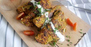 chausson legume,galette de legume,recette healthy