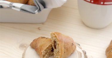 Croissant brioché sans oeuf et sans beurre