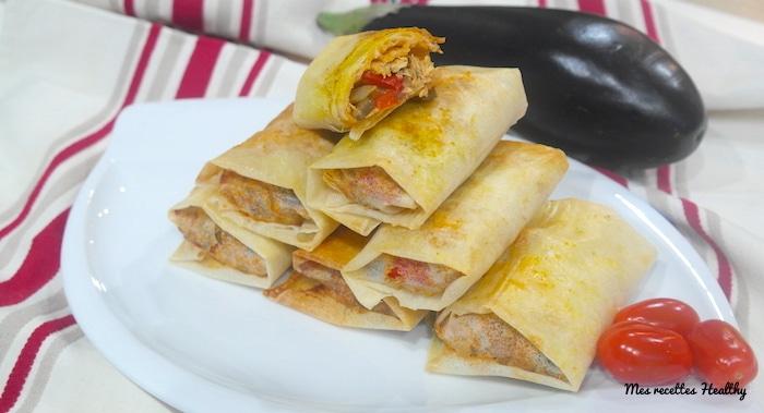 recette-brick-ballotin-poivron-tomate-aubergine-oignon-poulet-dinde-