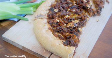recette-tarte-pizza-fenouil-oignon-nois-chevre-feta-bleu-creme-lactose-miel