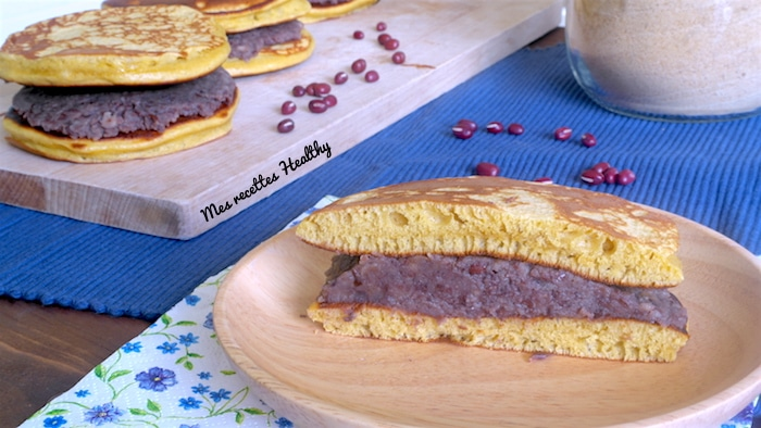 recette-japon-japonais-pancake-dorayaki-azuki-haricot-rouge-vanille-