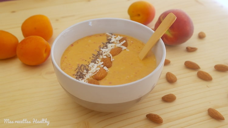 recettes-smoothie-bowl-recette-boisson-exotique-coco-peche-abricot-fitadium-bcaa-tutti frutti