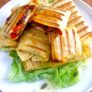 recette healthy-burrito-burritos-poulet-legume-garam missal-mexicain-maison