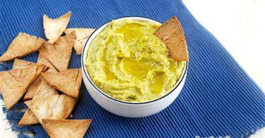 recette-guacamole-avocat-haricots blanc-epice-citron-oignon-sauce-apéritif-tartinades