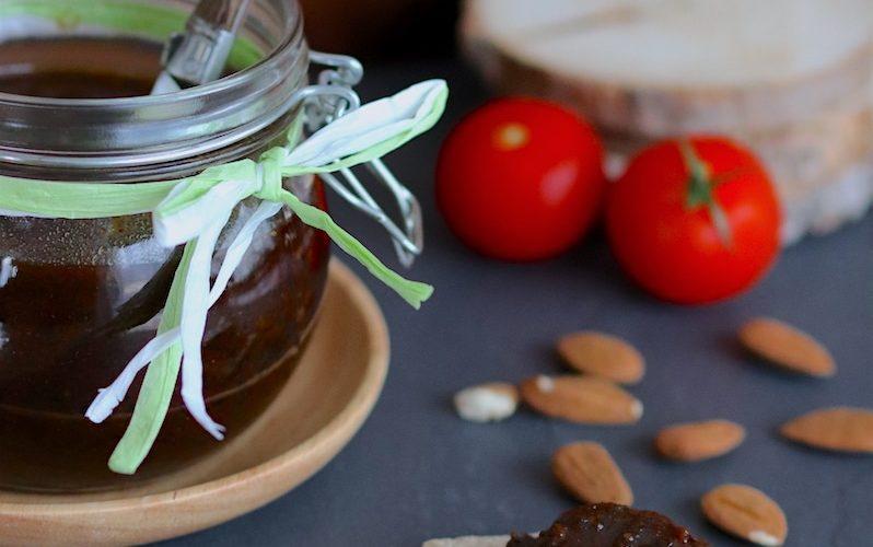 pesto-tomate-amande-recette healthy