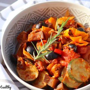 Ratatouille de légume aux épices