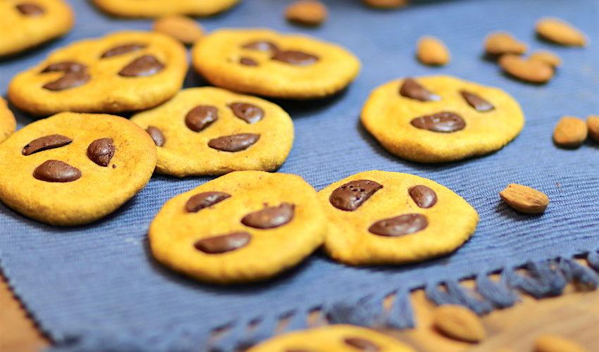 Biscuit de courge au chocolat