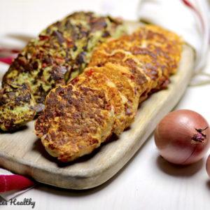 recette-galette de chou-fleur- moutarde-accompagnement-brocolis-yaourt-sans gluten