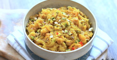 recette-curry-legume-courge-pois chiches-epice-indienne-curry de courge