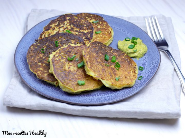recette-galette de courge spaghetti-courge spaghetti-courge-legume-crepe-blinis-healthy-moutarde