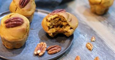 recette-muffin-gateau-creme de marron-ardeche-potiron-citrouille-courge-butternut-muffin à la crème de marron