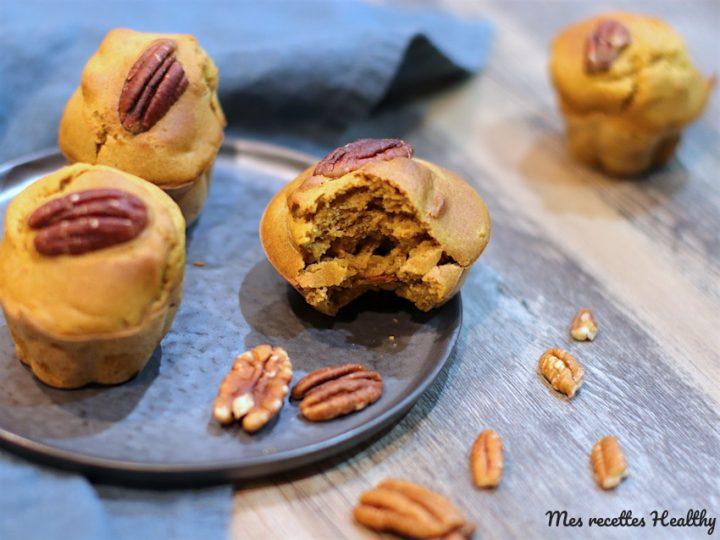 recette-muffin-gateau-crème de marron -ardeche-potiron-citrouille-courge-butternut-muffin à la crème de marron