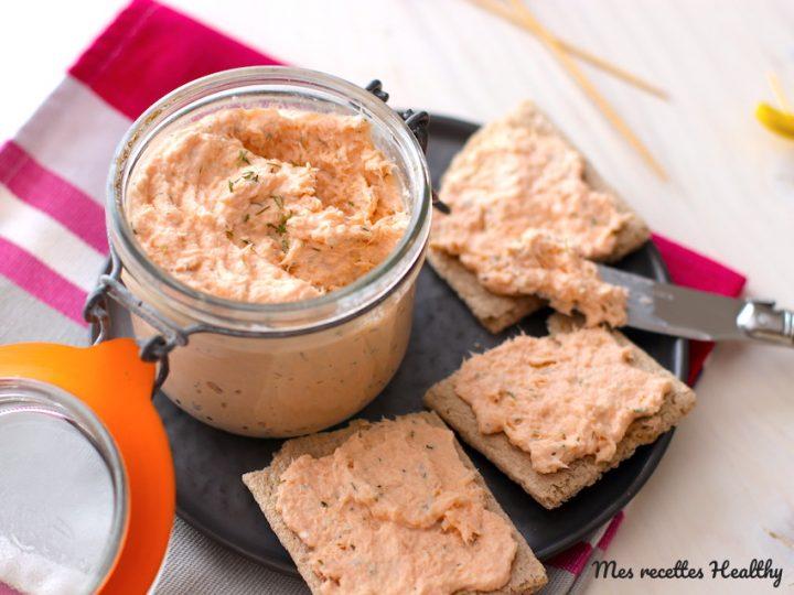 recette-rillette de saumon-rillet de poisson-fait maison-fete-noel-aperitif-verrine