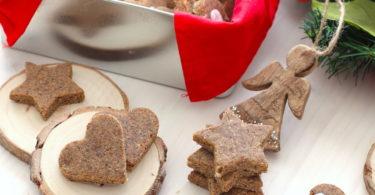 Bredele amande et noisette sans gluten