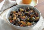 recette-choux de bruxelles au miel-vinaigre balsamique-tarte-poêle-facile-legume-chou