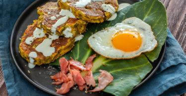 recette-galette-blinis-legume-poireau-ricotta-fromage-bacon-facile-rapide-galette de poireau au bacon