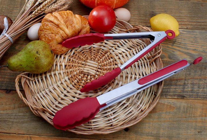 recette-cuisine-pince-ustensiles de cuisine
