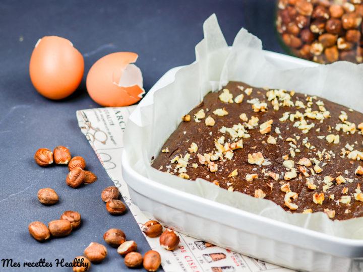 brownie sans gluten-sans lait-sans lactose-potiron-courge-butternut-citrouille-noisette-healthy-brownie chocolat