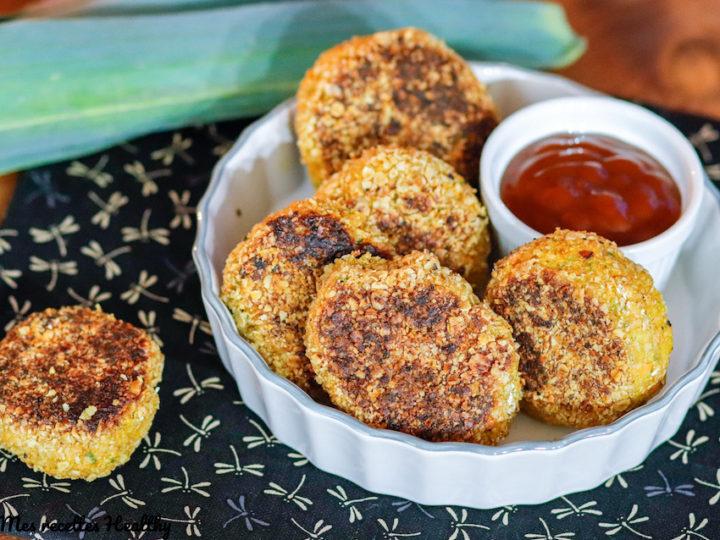 recette-nuggets vegetarien-vegetarienne-sans gluten-sans lait-sans lactose-healthy-sans viande-steak vegetal-veggie burger-steak legume-steak avoine-vegetal-facile -rapide