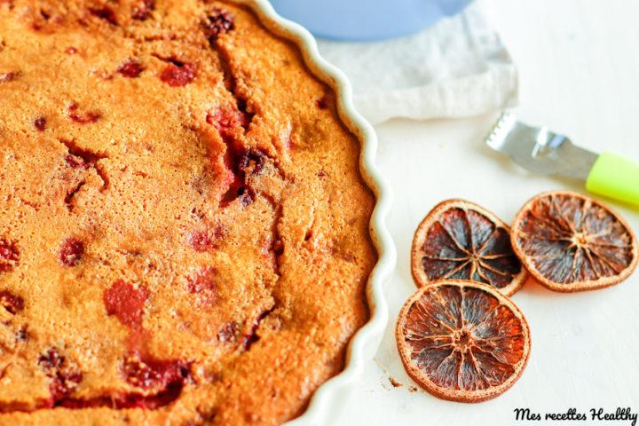 recette-healthy-sans gluten-yaourt-la grecque-clafoutis framboise citron-fruit-sans sucre-sans beurre-leger-far breton-flan-gateau-dietetique-