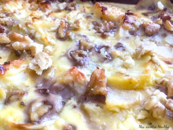 recette-healthy-plat complet-quiche-gratin-pommes de terre-legume-sans lait-sans gluten -gratin de fenouil-oeuf-
