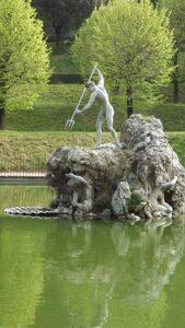 jardin de boboli - Florence-palais pitti