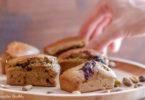 recette-healthy-sans beurre-sans lait-pistache-chocolat-mini cake à la pistache