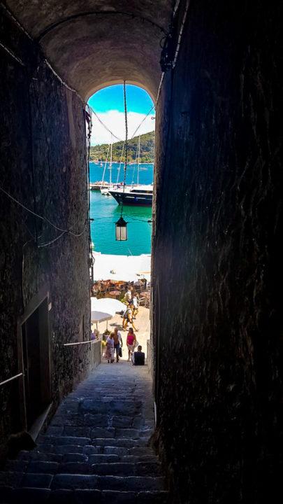 cinque terre-porto venere-italie