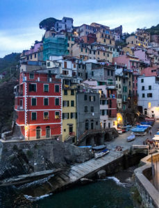 riomaggiore-cinque terre-italien