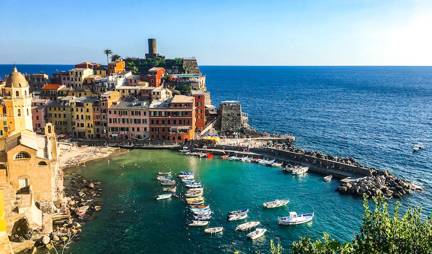 cinque terre-italie-vernazza