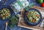 pesto d'épinard-recette-lazzaretti-pâte-bio-france-artisanale-fait maison-pesto-epinard-basilic-healthy